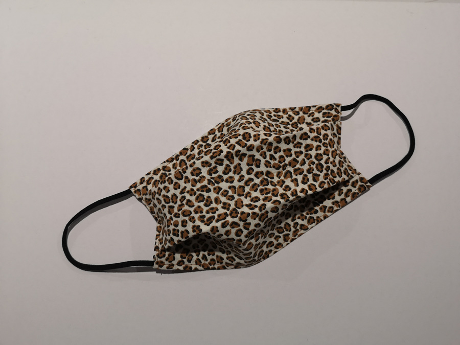 Masque graou marron et noir - By Orlane